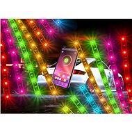 LED sada flexibilních neonů RGB - LED pásek do auta