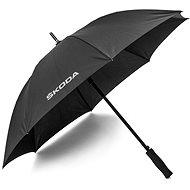 Škoda Umbrella aquaprint black - Umbrella