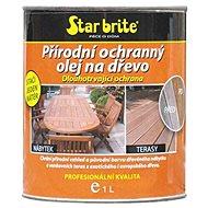 Star brite Přírodní ochranný olej na dřevo 950 ml - Olej