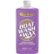 Star brite Přípravek na mytí a voskovaní 473 ml - Autošampon