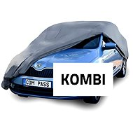 COMPASS Protective Tarpaulin FULL KOMBI 485x180x116cm 100% WATERPROOF - Car Cover