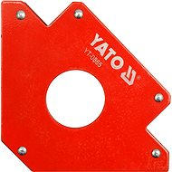 YATO Magnetic angle for welding 34kg with hole - Speed Square
