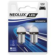 """NEOLUX LED """"R5W"""" 6000K, 12V, BA15s - LED autožárovka"""