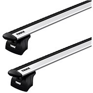 THULE Roof Racks with Fixing Point for MERCEDES-BENZ A-Class (W169), 5-dr Hatchback, 2005- - Roof Racks
