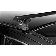 THULE Roof Rack for DODGE, Caravan, 5-dr MPV, with Fixed Points, 2001->2005 - Roof Racks