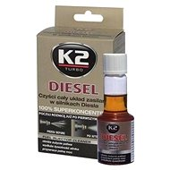 K2 DIESEL 50ml - Fuel Injector Cleaner - Additive