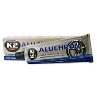K2 ALUCHROM 120g - a paste for cleaning and polishing metal surfaces - Polishing Paste