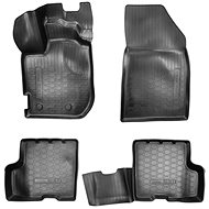 SOTRA Dacia Duster HJD (2018) (version without under seat drawers) - Car Mats