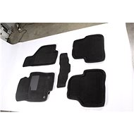 WEGO Volkswagen PASSAT B7/CC , černé, 2011- - Autokoberce