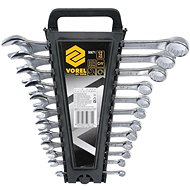 VOREL 12-Piece 6-22mm Set of Wrenches - Spanner