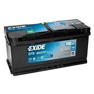 EXIDE START-STOP EFB 100Ah, 12V, EL1000 - Autobaterie