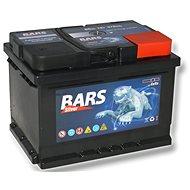 Bars 60Ah, 12V - Autobaterie