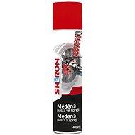 SHERON Sprej měděná pasta 400 ml - Mazivo