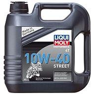 Liqui Moly Motorbike Engine Oil 4T 10W-40 Street, 4l - Motor Oil