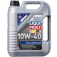 Liqui Moly Engine Oil MoS2 Leichtlauf 10W-40, 5l - Motor Oil
