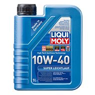 Liqui Moly Engine Oil Super Leichtlauf 10W-40, 1l - Motor Oil