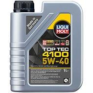 Liqui Moly Motorový olej Top Tec 4100 5W-40, 1 l - Motorový olej