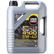 Liqui Moly Engine Oil Top Tec 4100 5W-40, 5l - Motor Oil