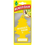 WUNDER-BAUM Vanillaroma 3pcs - Car Air Freshener