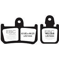 EBC Brzdové destičky GPFAX442/4HH - Brzdové destičky