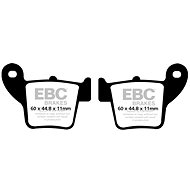 EBC Brzdové destičky MXS346 - Brzdové destičky