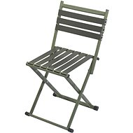 CATTARA Folding camping chair NATURE with backrest - Camping Chair