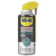 WD-40 Specialist Vysoce účinná bílá lithiová vazelína 400ml  - Mazivo