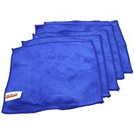 M-Style Microfibre Cleaning Cloth 5 pcs GMS450 25 * 25cm - Cleaning Cloth