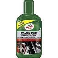 Turtle Wax GL Polish for all Metals - 300ml