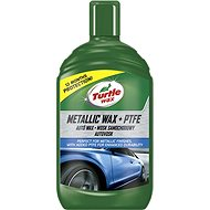 Turte Wax GL Metallic Wax + PTFE  tekutý vosk 500ml - Vosk na auto