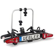 UEBLER i21 Rear Bicycle Carrier, for 2 Bicycles - Towbar Bike Rack