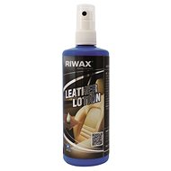 RIWAX LEATHER LOTION KONZERVACE PRAVÉ KŮŽE 200 ml