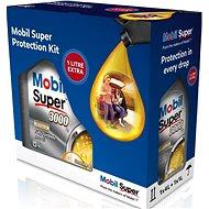 Mobil Super 3000 X1 4 + 1 l - Motorový olej