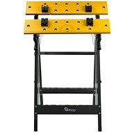 GEKO Pracovní stůl, nastavitelný, nosnost 100kg - Pracovní stůl