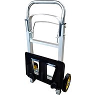 GEKO Hand Trolley, Load Capacity of 90kg 355 x 240mm, Folding Aluminium, GEKO - Hand Trolley