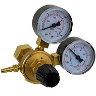 GEKO Regulátor tlaku vzduchu CO2 / ARGON - Měřič tlaku