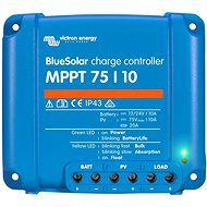 Victron MPPT BlueSolar 75/10 Solar Charge Controller - Solar Charger