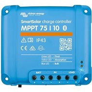 Victron MPPT SmartSolar 75/10 Solar Charge Controller - Solar Charger