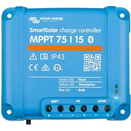 Victron MPPT SmartSolar 75/15 Solar Charge Controller - Solar Charger