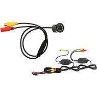 COMPASS Parkovací kamera INSERT bezdrátová s LED přísvitem - Kamera