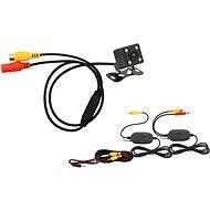 COMPASS Parkovací kamera DICE bezdrátová polohovací s LED přísvitem - Kamera