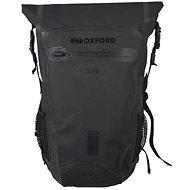 OXFORD Waterproof backpack Aqua B-25 (black, volume 25 l) - Motorcycle Bag
