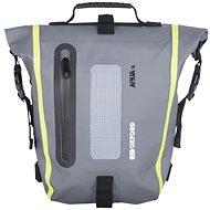 OXFORD Aqua T8 Tail bag (black / gray / yellow fluo, volume 8 l) - Motorcycle Bag