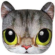 SOTRA Cat Headrest (30x25x10) | 100% Polyester - Pillow