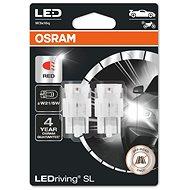 OSRAM LEDriving SL W21/5W Červená 12V dva kusy v balení - LED autožárovka
