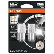 OSRAM LEDriving SL P21/5W Žlutá 12V dva kusy v balení