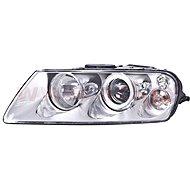 ACI VW TOUAREG 02-10 -11/06 přední světlo H7+H9 (el. ovládané + motorek) L - Přední světlomet
