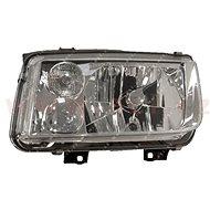 ACI VW BORA 98- přední světlo H4 s blikačem (±el.ovládané) L - Přední světlomet