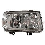 ACI VW BORA 98- přední světlo H4 s blikačem (±el.ovládané) P - Přední světlomet