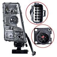 ACI VOLVO TRUCK FH 02-08 přední světlo H7+H7+H7+H7 (el. ovládané) TRUCK P - Přední světlomet